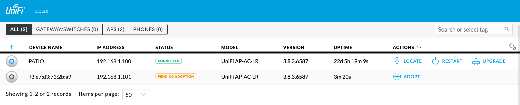 Automatic Controller Assignment for Unifi DHCP Option 43 on