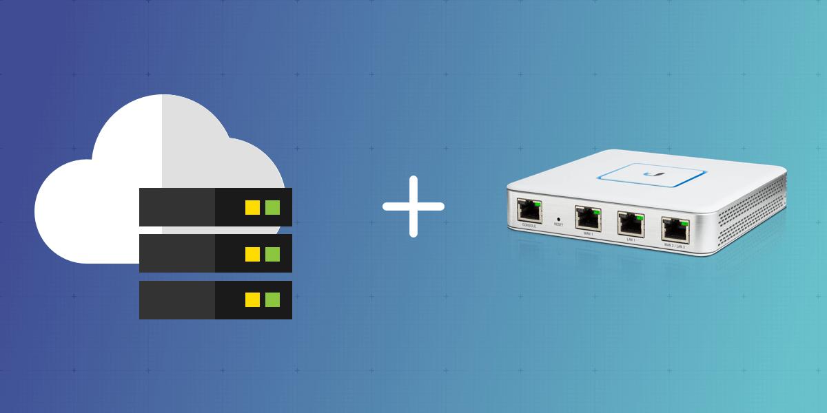 Adopt a Ubiquiti USG to a Unifi Cloud Controller & automate device