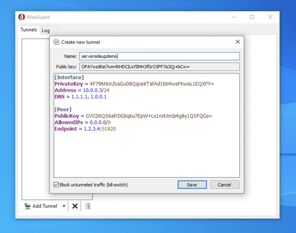 Wireguard Windows10 ConfigureTunnel 2 1024x805 - Adding A Vpn To Windows 10
